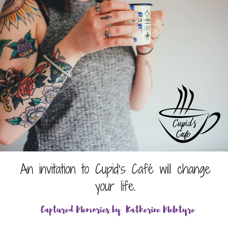 An invitation to Cupid_s Café will change your life.