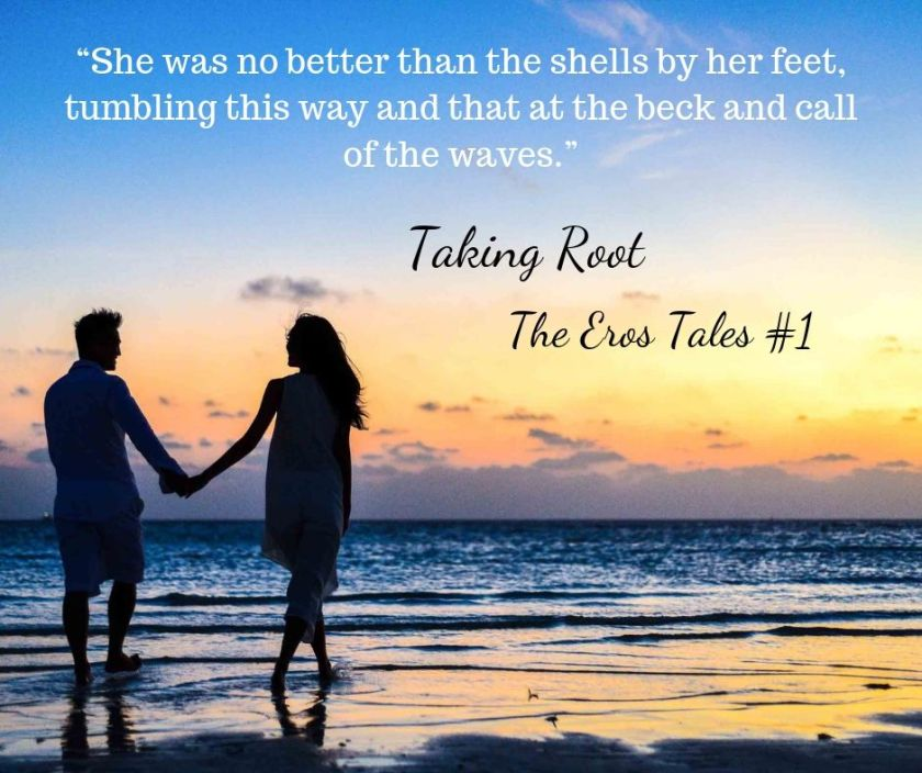 """""""She was no better than the shells by her feet, tumbling this way and that at the beck and call of the waves."""""""